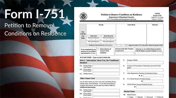 美国移民局宣布婚姻临时绿卡转正不需面谈