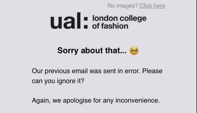 """UAL触不及防""""搞事情"""",同学表示很受伤"""